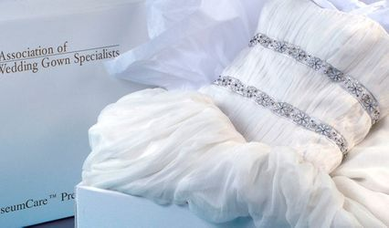 Five Star Wedding Gown Specialists - gown care 1
