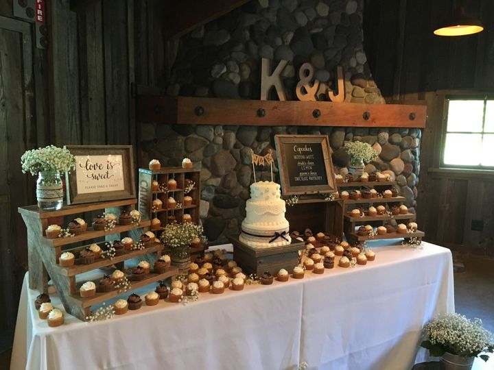 kelley farm cupcake set up 6 25 16