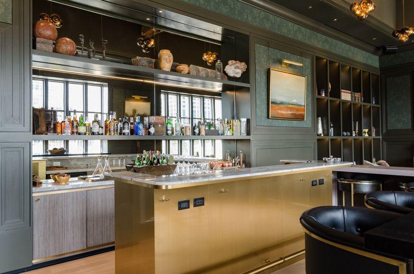 Wraparound bar