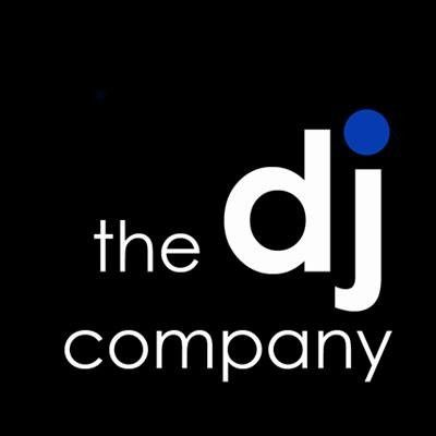 the dj company logo