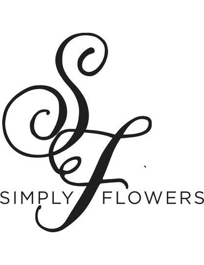 86269cf231a59834 Simply Flowers logo