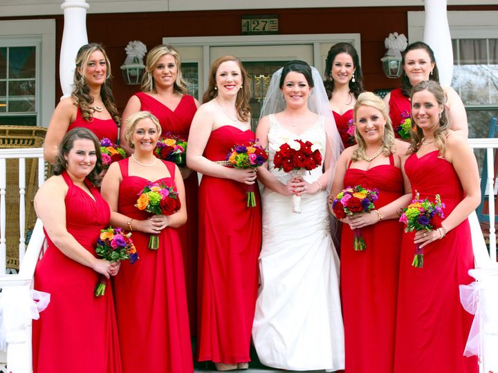 Tmx 1477083093858 B Bridal Party Pine Brook, NJ wedding beauty