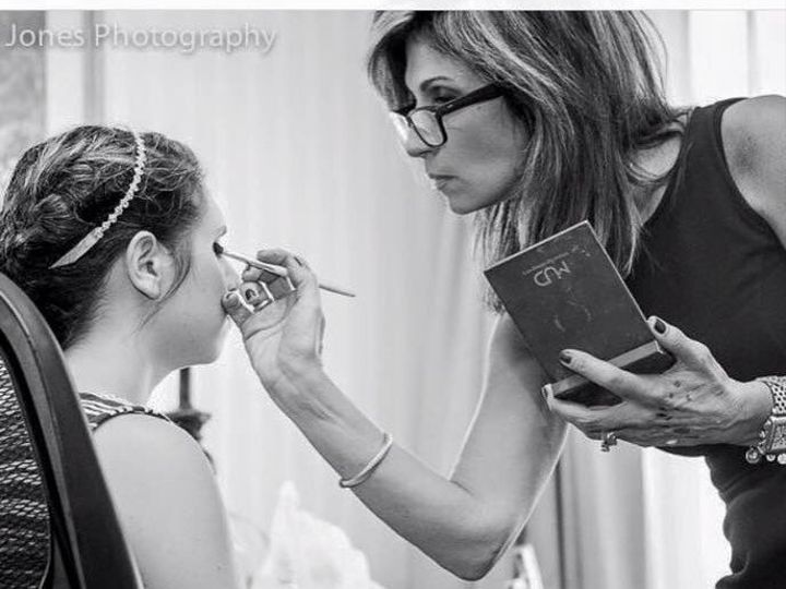 Tmx 1480626680372 Bride Jill Working Pine Brook, NJ wedding beauty