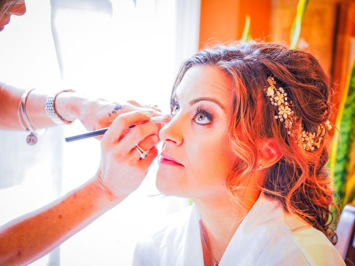 Tmx 1480626729736 Bride Lauren And Jill Pine Brook, NJ wedding beauty