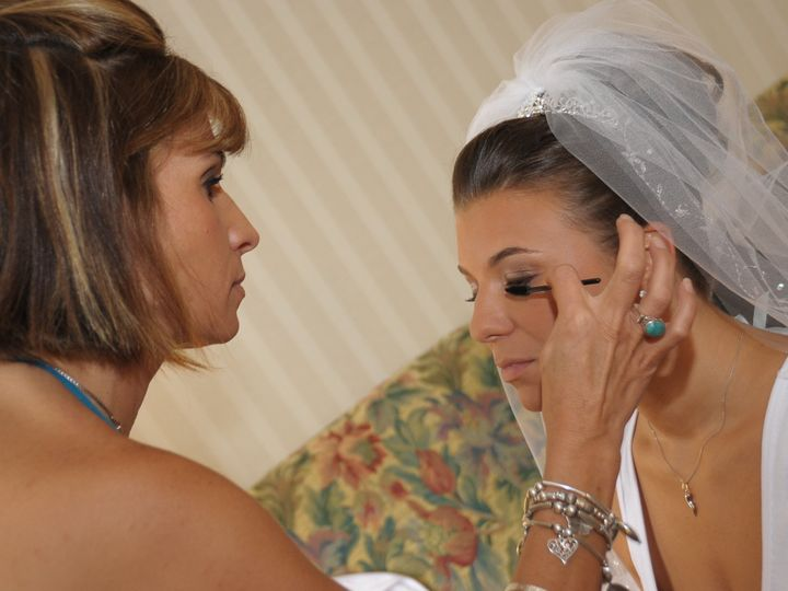 Tmx 1480626778264 Bride Marissa And Jill Pine Brook, NJ wedding beauty