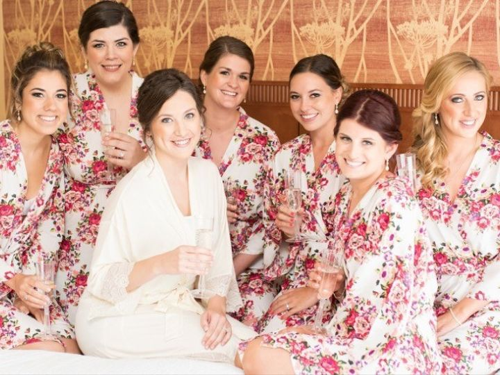 Tmx 1505314935471 Michelle Bridal Party Pine Brook, NJ wedding beauty