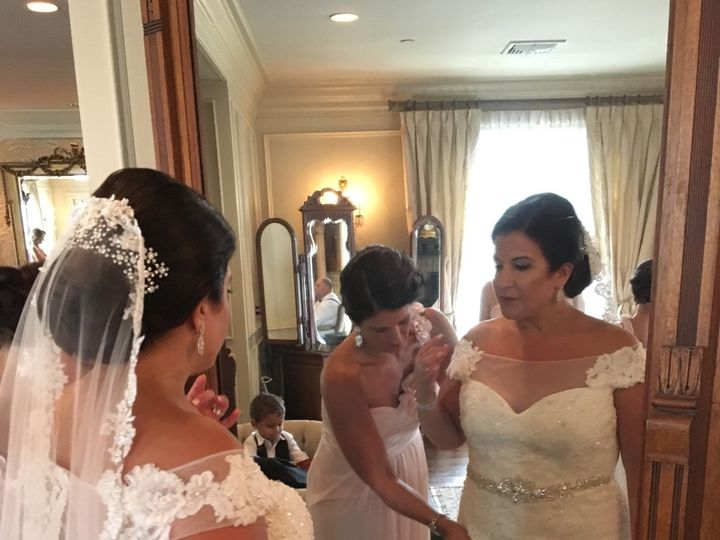 Tmx Bride Domenica 51 63075 Pine Brook, NJ wedding beauty