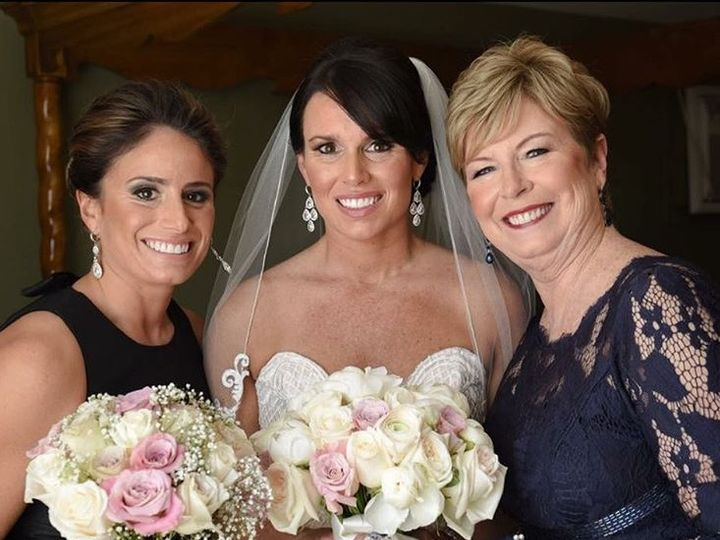 Tmx Mom And Daughters 51 63075 Pine Brook, NJ wedding beauty