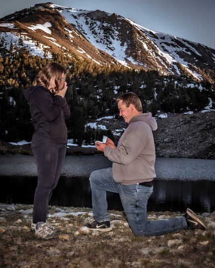 Proposal Kyle & Hannah