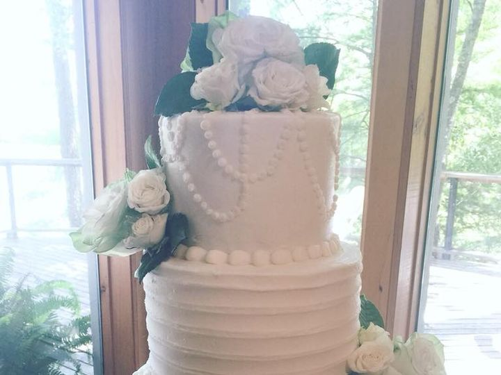 Tmx Coleman Wedding 51 1044075 Vicksburg, MS wedding cake