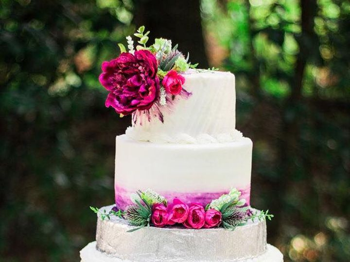 Tmx Styled Shoot 51 1044075 Vicksburg, MS wedding cake