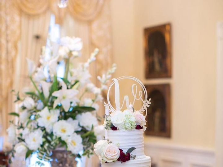 Tmx White Wedding 1 51 1044075 Vicksburg, MS wedding cake