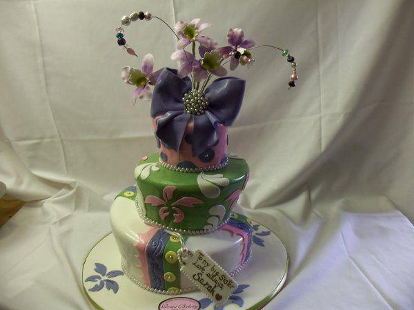 Tmx 1302049002224 1000807 Blue Bell wedding cake