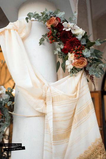Vintage orthodox wedding