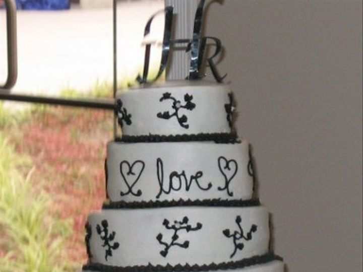 Tmx 1226382882481 Love Rolla wedding cake