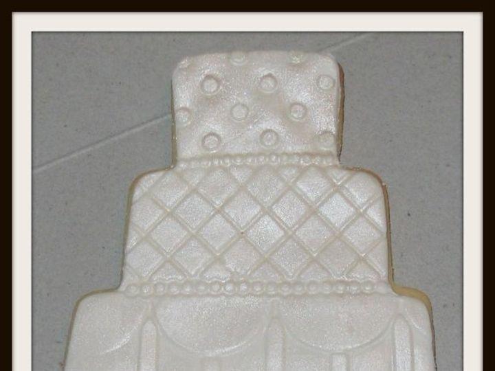 Tmx 1226382921715 WeddingCakeCookie3edited Rolla wedding cake