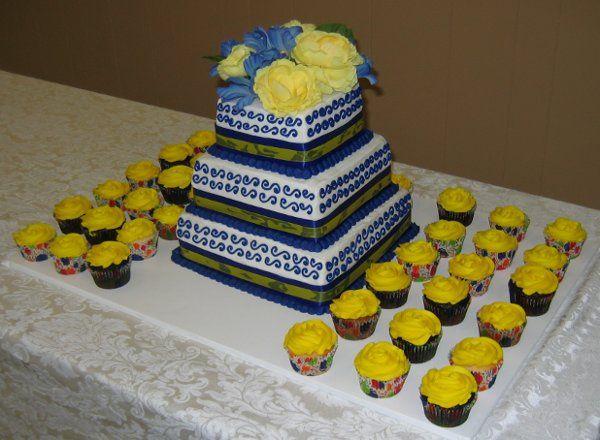 Tmx 1269284459568 PastorDon Rolla wedding cake