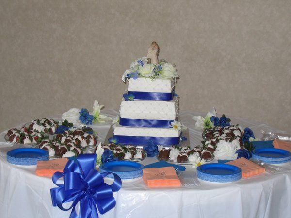 Tmx 1269284623459 OverhoffCake Rolla wedding cake