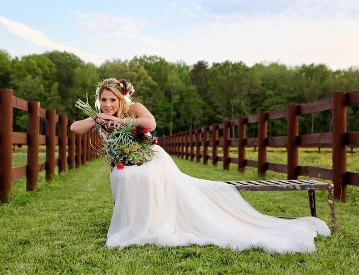The bride | Photo Credit: Andrew Nock