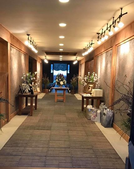 Hall way design