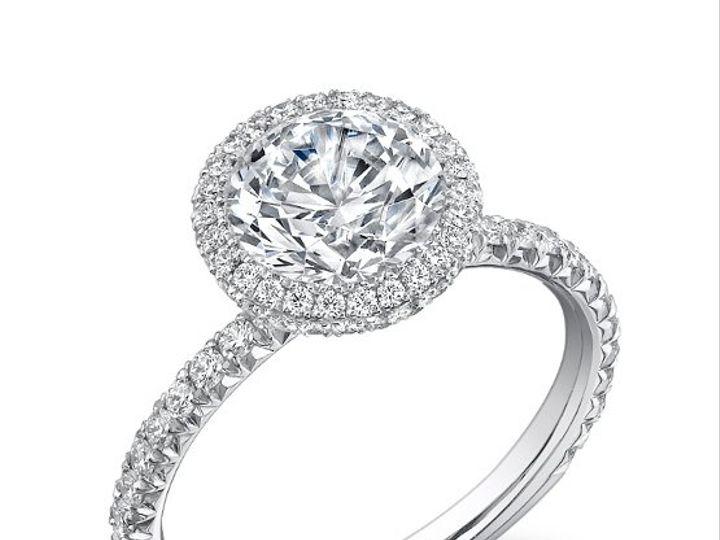 Tmx 1276379369374 Haloround1 Irvine wedding jewelry
