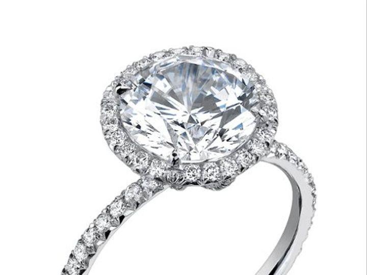 Tmx 1276379392906 Haloround Irvine wedding jewelry