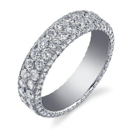 Tmx 1276379497140 MPBAND122F Irvine wedding jewelry