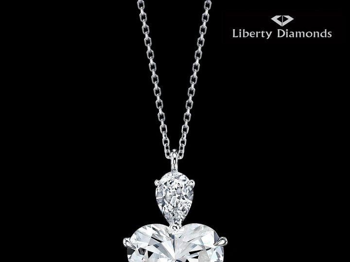 Tmx 1343087943495 LibertyHeartPendant Irvine wedding jewelry