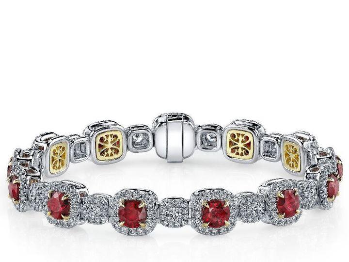 Tmx 1343089621576 Rubybracelet Irvine wedding jewelry