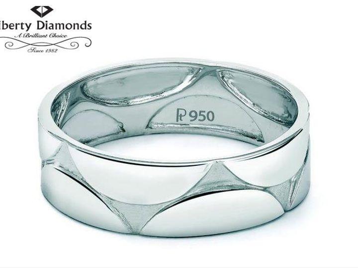 Tmx 1343089918362 MensBand1 Irvine wedding jewelry