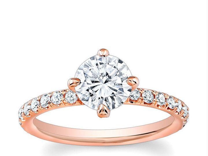 Tmx 1396651431237 Liberty030414ring1front  Irvine wedding jewelry