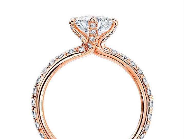 Tmx 1396651435249 Liberty030414ring1profile  Irvine wedding jewelry