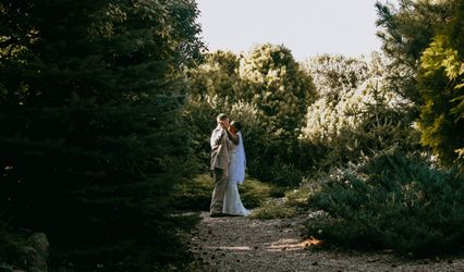 The wedding of Matthew and Monique