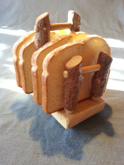 toast caddy 4 w toast