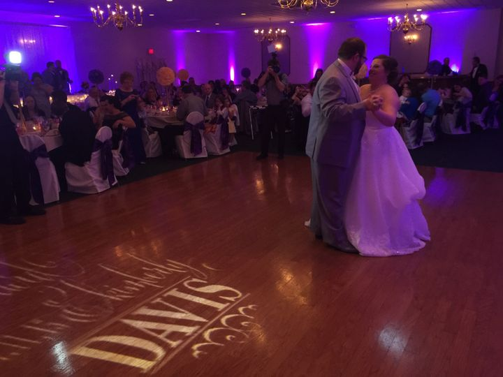 Dance with the bride