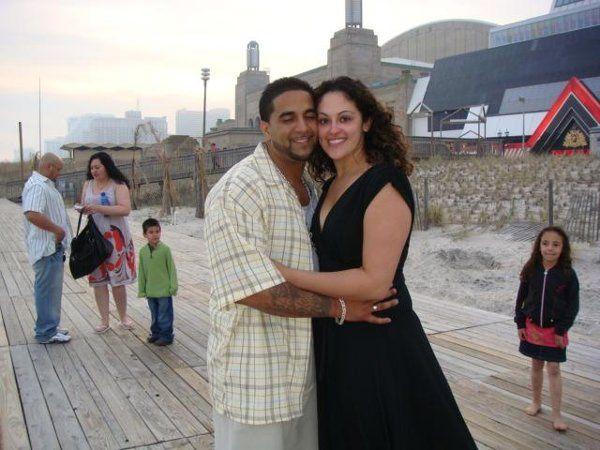 Angel Velazquez & Erica Gonzalez 4-19-08