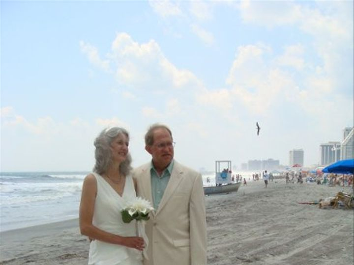 Tmx 1191454805750 OntheACBeach Brigantine, New Jersey wedding officiant