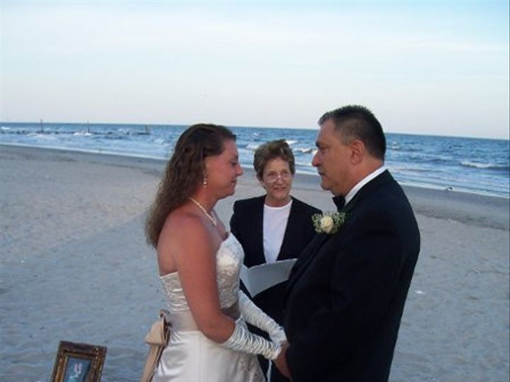 Tmx 1191455478375 100 1657 Brigantine, New Jersey wedding officiant
