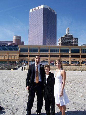 Tmx 1191456413640 TheHoeltzlers%26RevMcGlinn Brigantine, New Jersey wedding officiant