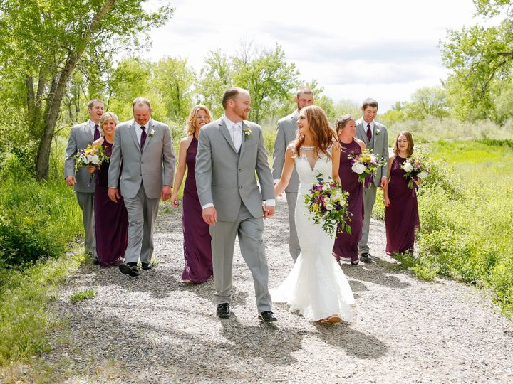 Tmx 1499088779506 198 Berwickwedding Billings, MT wedding photography