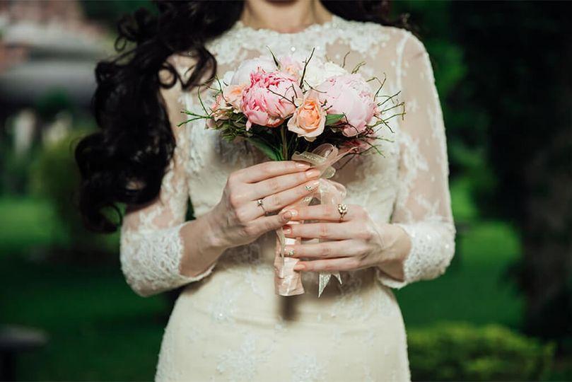 Flower bride
