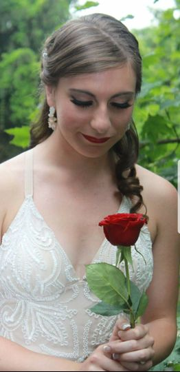 Special Occasion Bridal Makeup