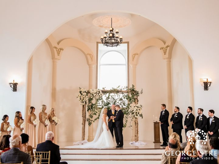 Tmx Beautiful Bride And Groom At Ring Exchange Ceremony 51 952175 158498536316092 Houston, TX wedding venue