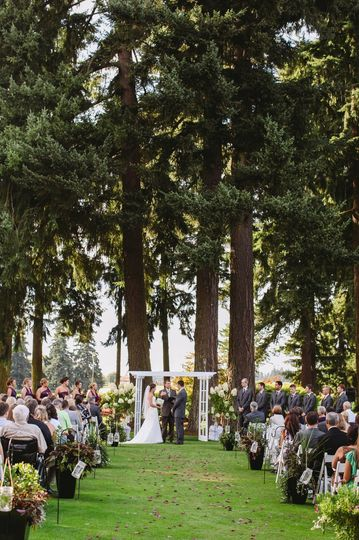 willamette valley country club venue canby or