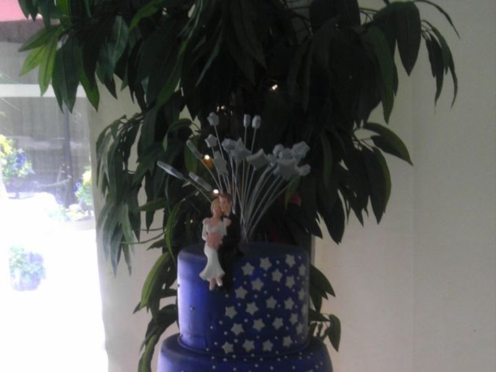 Tmx 1346194732732 Stars Raleigh wedding cake