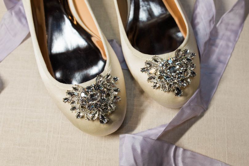 Lavendar and sparkle