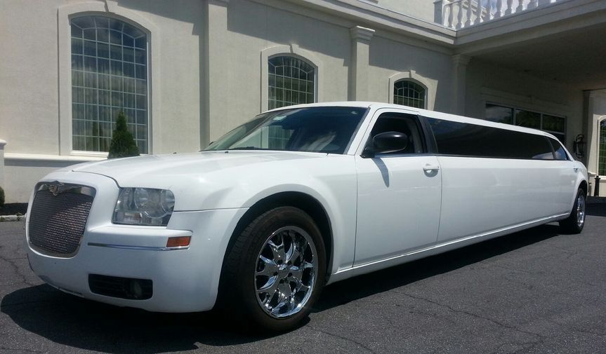 The head of the limo