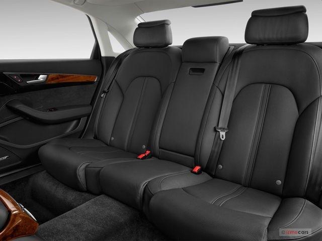 Audi Sedan Interior