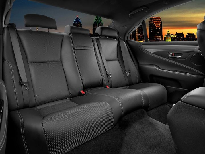 Tmx Riverfront Lexus Sedan Interior 51 33175 1567434489 Woodbury, NJ wedding transportation