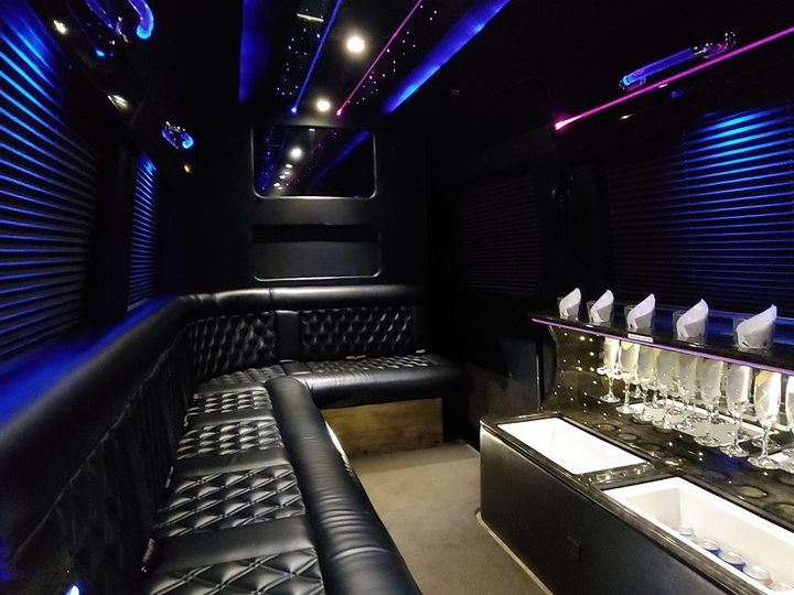 Tmx Riverfront Mercedes Sprinter Interior 51 33175 1567434844 Woodbury, NJ wedding transportation
